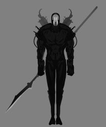 Character design WIP by SteIIo