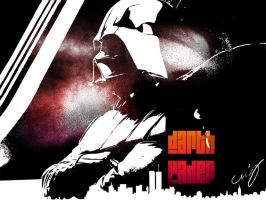 DARTH VADER: SWAGGER by nicollearl