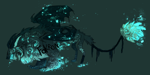 CLOSED POINT ADOPT Stargoyle by Fokron