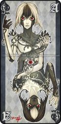 Augen Auf: Ace of Spades by yuumei