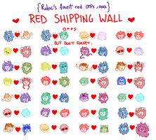 -RedShippingWall- by RobicTheEscapist