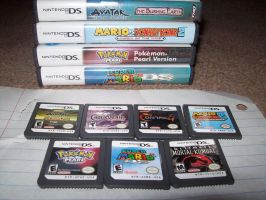 My VG collection part 5: DS by StSubZero