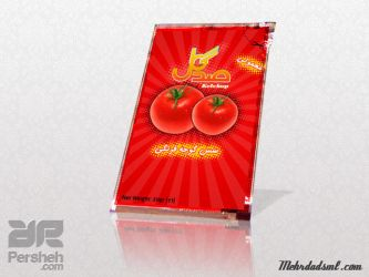 Tomato Ketchup Sauce 3 by mehrdadsml