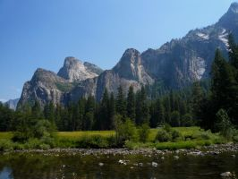 Yosemite National Park 23 by ShadowsStocks