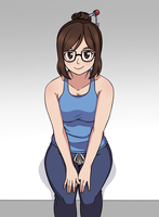Mei by KyzaCreations