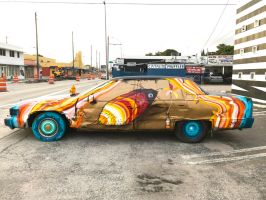 bug my car by feik-graffiti