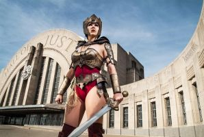 Injustice Wonder Woman by Miracole