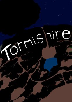 Tormishire Book Cover by scribblingninja