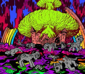 Attack of the Ooze by 0becomingX