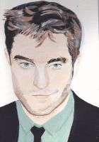 Robert Pattinson 68 by audamay