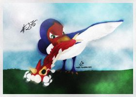 Pokemon of the Week - Taillow