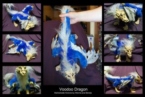 Voodoo Dragon by WormsandBones