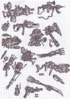 Some_cremator's_weapons by Kryol