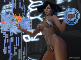 Witching in Digital by CorrennStormcrow