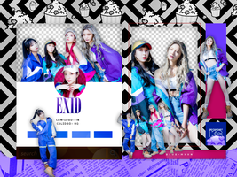 EXID   LADY NAVER   PACK PNG by KoreanGallery