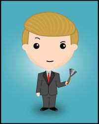 The Nanny: Niles the Butler by theduderocks