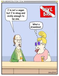 Liberal Masculinity Cartoon by Conservatoons