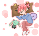 Dreaming teto by 2strawberry4you