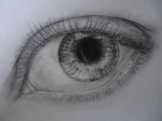 eye drawing by cola93