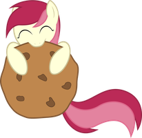 Would you like some pony with your cookie? by Atmospark