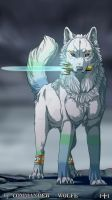 white star by COMMANDER--WOLFE