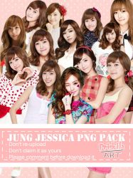 Jessica PNG Pack by Priskilaaaa