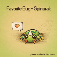 Favorite Bug - Spinarak