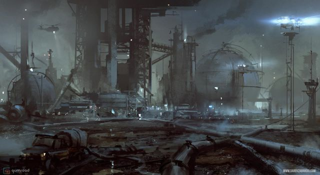 Environment Painting- Gumroad Tutorial by daRoz