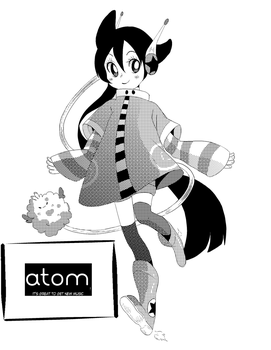 atom by hnkmr