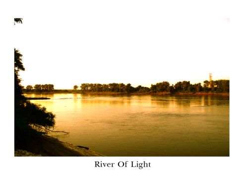 RiverOfLight by implosin