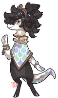 Fashion Fishy #108 - River by Beaniamasterlist