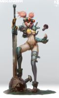 Mekanizer Alice-5 by Zeronis
