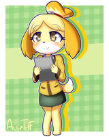 ~ Isabelle ~ by AlexTHF