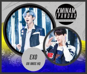 #17.036|EXO|Photopack#74 by XMinamiPandaX