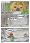 Ravnica - the Boys with Purple Eyes  pag1 by CloudineTibaut