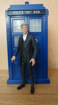 Custom Doctor Who Figure 12th Doctor by Alvin171