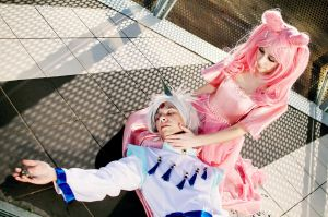 Helios and Chibiusa, Con la forza dell'amore by LaurelinAureo