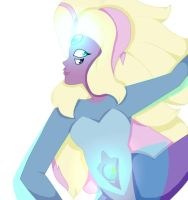 Rainbow Quartz by pinkiecitrine