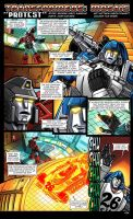 Protest by Transformers-Mosaic