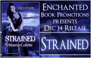 Release Blitz Banner Strained by eternalised