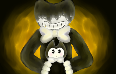 bendy by milagros-perez