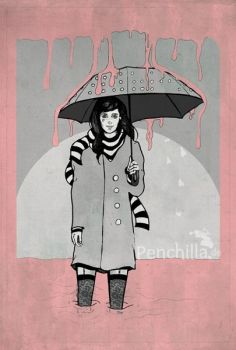 Rain by penchilla