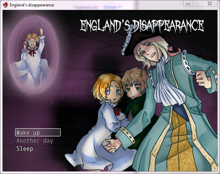 England's disappearance [Demo realease] edit 9/11 by Maggy-Neworld
