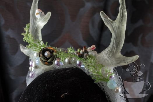 Ice antlers 2014 edition by Tariray