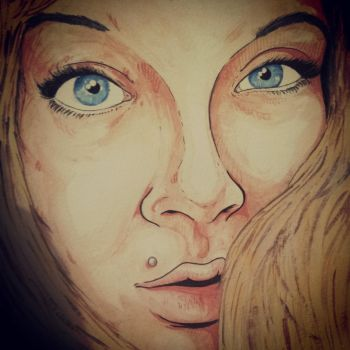Girl by ReVerbaration