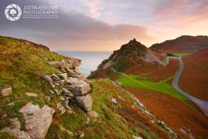Valley of Rocks at Dawn by Neutron2K