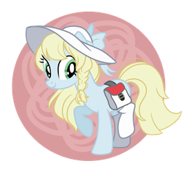 Lillie Inspired Pony Adopt (OPEN) by EmbersLament