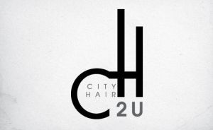 City Hair Logo Design by Click-Art