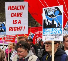 May 18th 2013 - Save the NHS: 8 by LouHartphotography