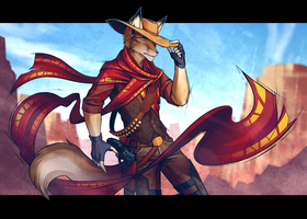 Guns and Deviltry by Spectrum-VII